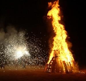 Foc revetlla