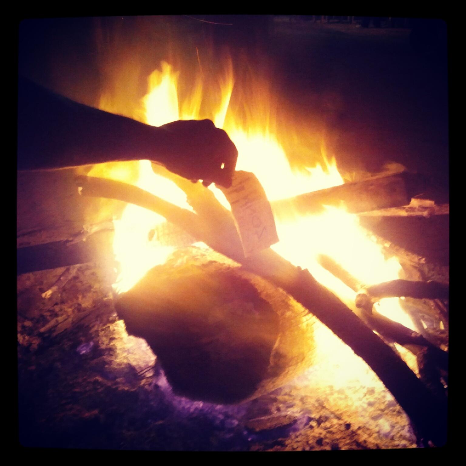 Cremar el que NO vols